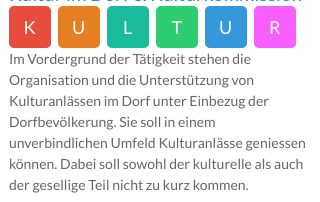 Inhalt mobile tuebach.ch