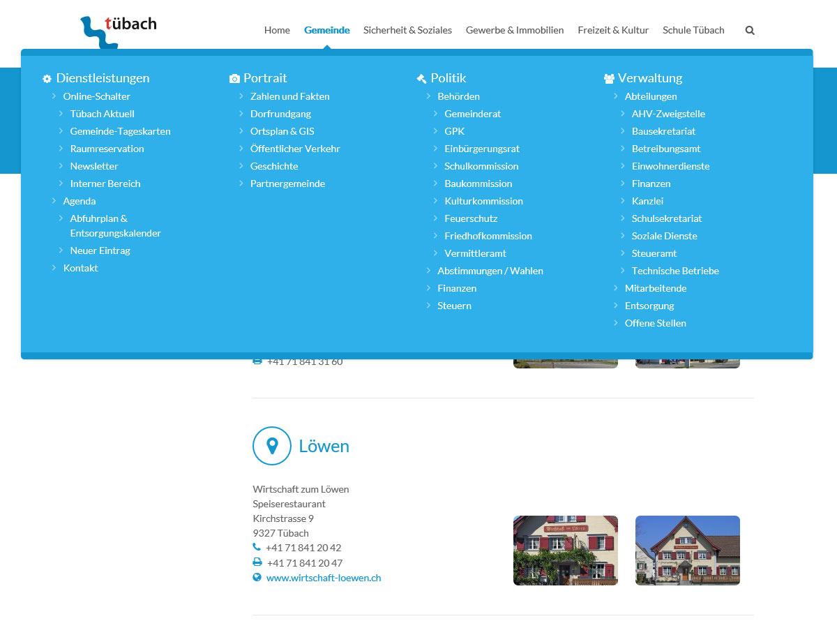 tuebach.ch