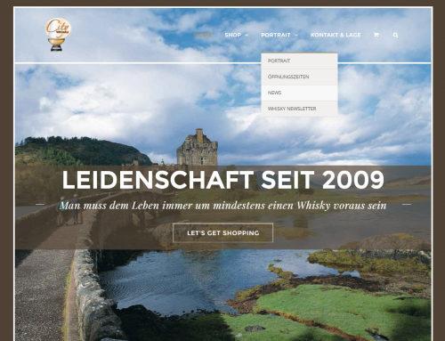 Neuerstellung city-whisky.ch