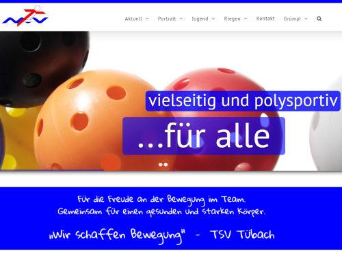 Redesign TSV Tübach
